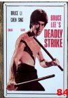 Fém kép Bruce Lee