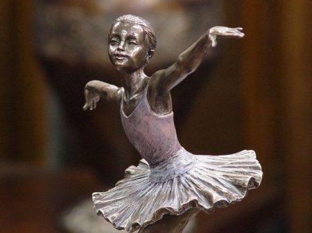Balerina szobor /Február elején érkezik, előrendelhető/